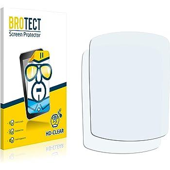 BROTECT Schutzfolie kompatibel mit Garmin eTrex Vista HCx (2 Stück) klare Displayschutz-Folie