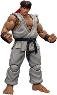 Ultra Street Fighter II Ryu Action Figure Collectible Standard