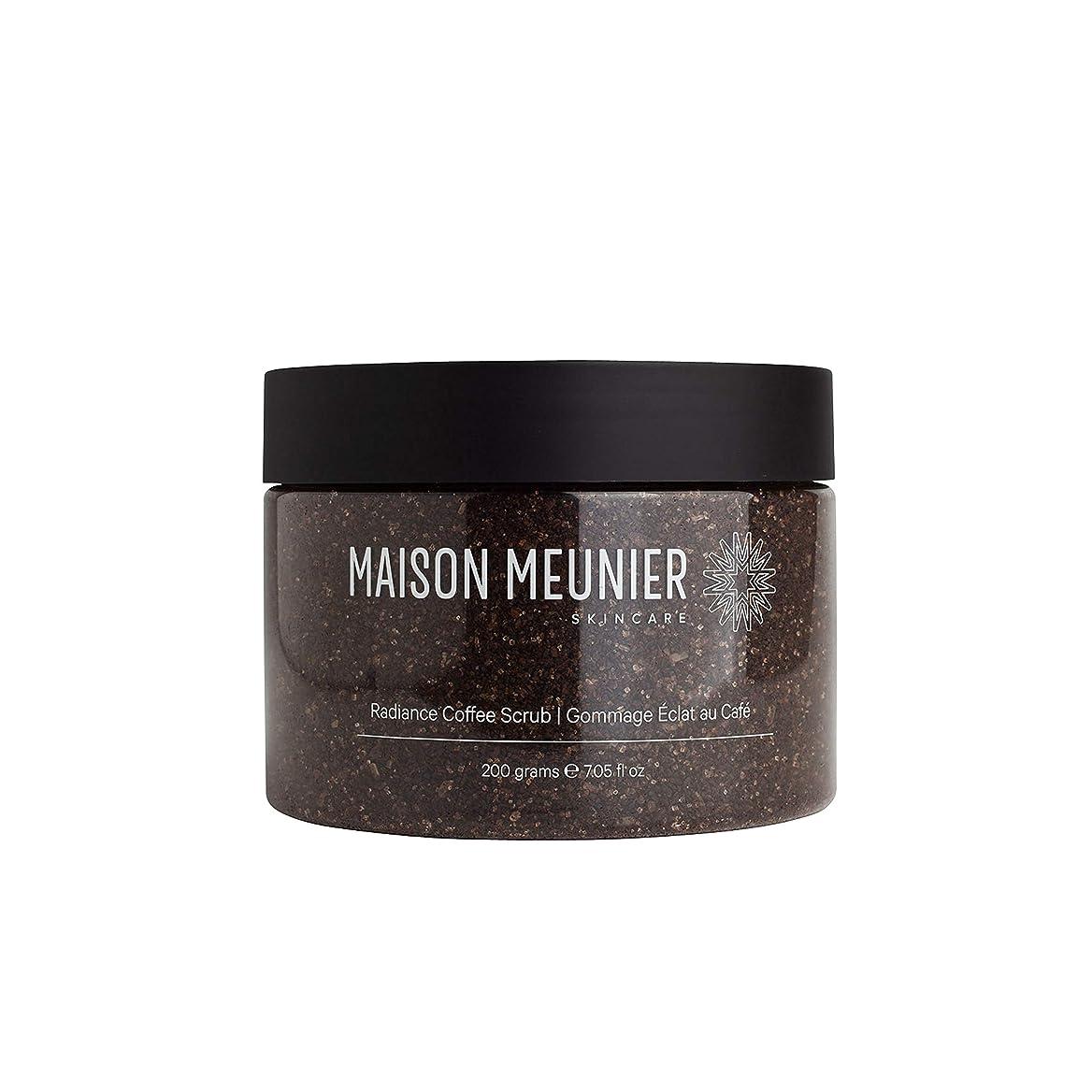 緩む冗長解説Maison Meunier - ラディアンスコーヒースクラブナチュラルアンド残酷