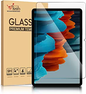 WTech 9H Hardness 0.2mm Thin 2.5D Rounded Edge Anti-Explosion Anti-Fingerprint Scratch Resistance Premium Tempered HD Glas...