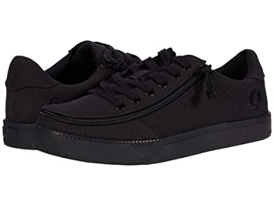BILLY Footwear Classic Lo (Black to The Floor) Men