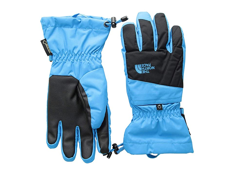 The North Face Kids Montana Gore-Tex(r) Gloves (Big Kids) (Hyper Blue/TNF Black) Extreme Cold Weather Gloves