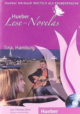 LESE-NOVELAS.A1.Tina, Hamburg.Libro+CD
