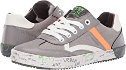 Grey/Fluo Orange