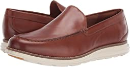 0b41f56d001 Cole Haan. Pinch Weekender Loafer.  58.99MSRP   90.00. British Tan  Leather Ivory