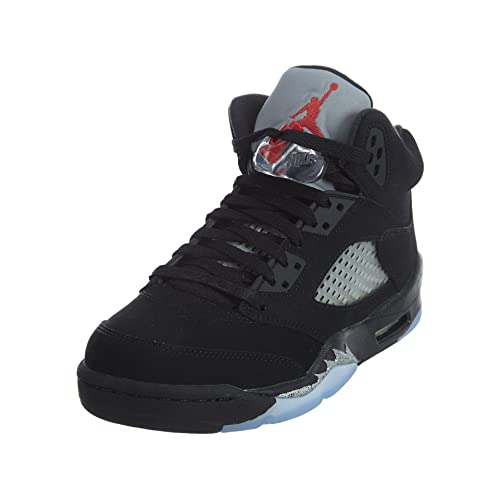timeless design aaae2 70363 Jordan Kids  Nike Air 5 Retro Og Bg Lack Silver 845036-003