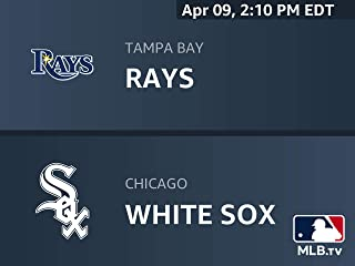 Tampa Bay Rays at Chicago White Sox