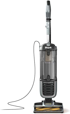 Shark Navigator Zero-M Self-Cleaning Brushroll Pet Pro (ZU62) Upright Vacuum, Pewter Grey Metallic