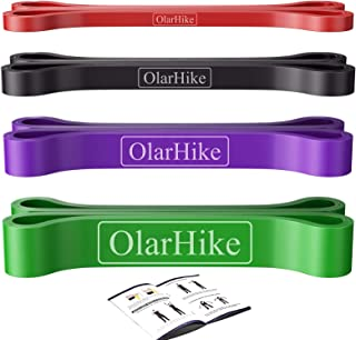 OlarHike Resistance Bands, Pull Up Bands Set for Working Out, Exercise Bands and Workout Bands for Men and Women, Assist B...