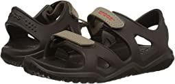 Crocs Kids - Swiftwater River Sandal (Toddler/Little Kid)
