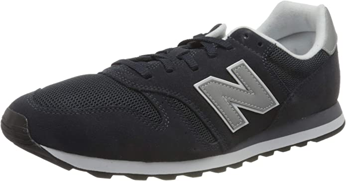 New Balance 373 Trainers in Navy and Silver