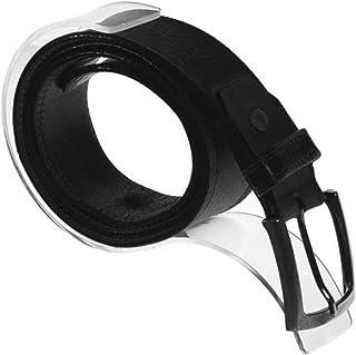 10 Supporto per cintura - Supporto per cintura in acrilico | Risparmio di spazio - Stabile | Supporto per cintura per arma...