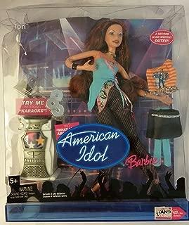Barbie American Idol Tori Doll