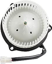MYSMOT Heater Blower Motor w/Fan Cage for 1994-2001 Dodge Ram 1500/1994-2002 Dodge Ram 2500/1994-2002 Dodge Ram 3500/1995-2002 Dodge Ram 4000/1993-1998 Jeep Grand Cherokee 4720006 4720009