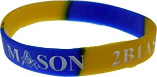 Best masonic rubber bracelets Reviews