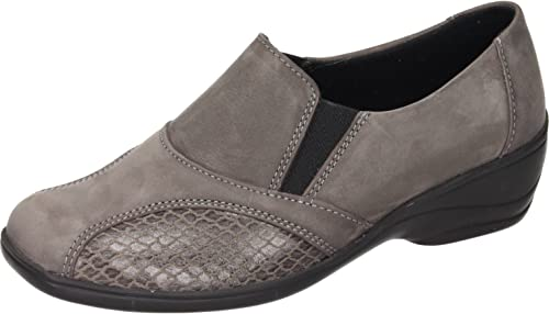 Comfortabel femmes-Slipper femmes-Slipper femmes-Slipper - J gris (9) 95a