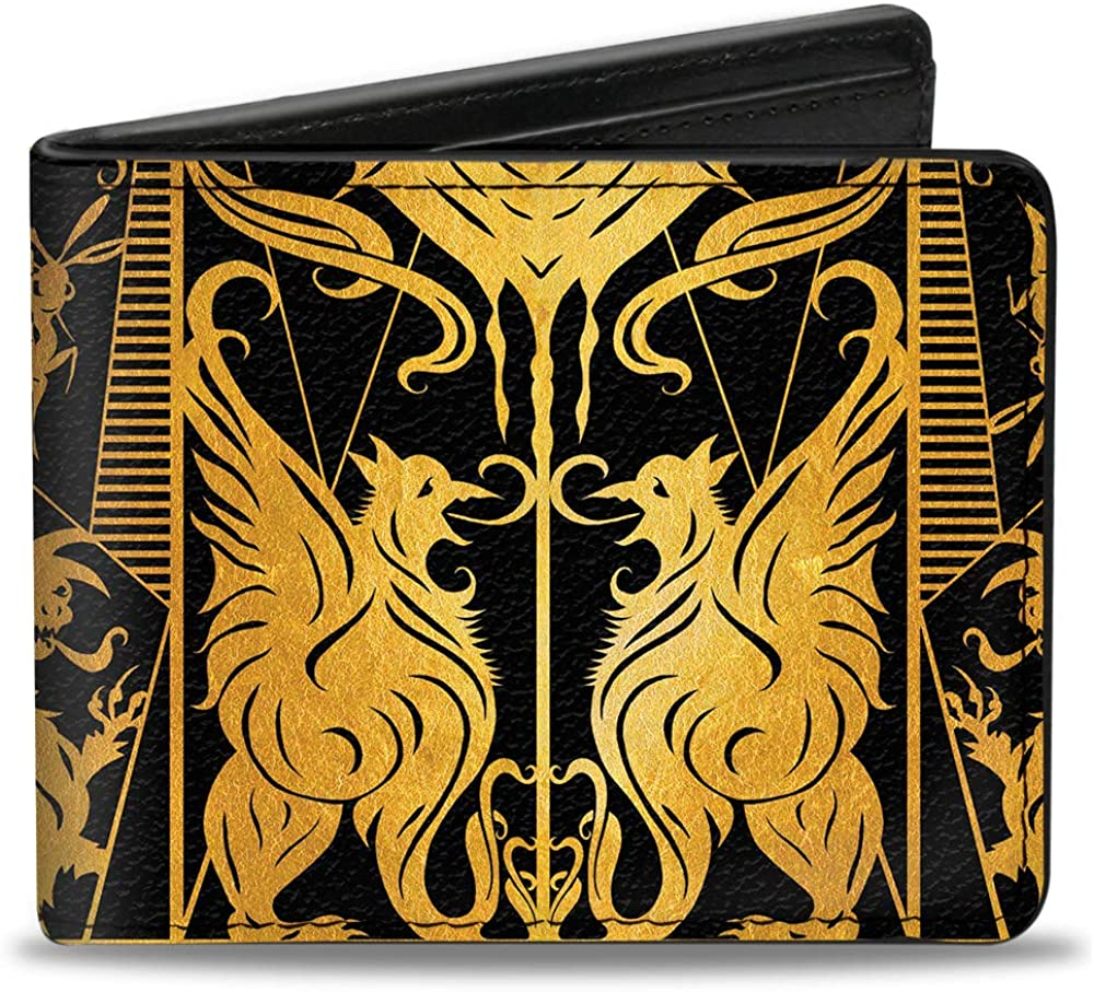Buckle-Down Men's Standard Bifold Wallet Beasts Fresno Mall Cheap bargain 4.0