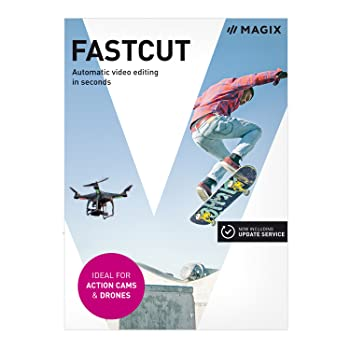 MAGIX Fastcut - Plus Edition 2017 - Software for automatic video editing [Download]