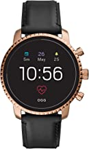 OGG Smart Watch Men's Stainless Steel Touchscreen Smartwatch with Heart Rate, GPS, NFC, and Smartphone Notifications