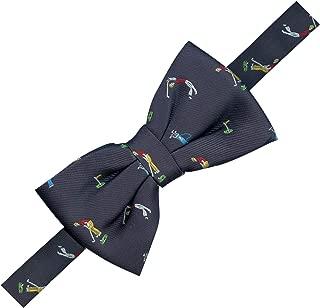 Super pour Jeu Tir Jour ou /à Porter G/én/éralement Farm Cottage Brands De Luxe Tiss/é Cravate avec Volant Faisans sur A Bordeaux Fond 924