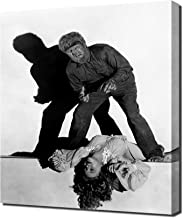 Chaney Jr, Lon (Wolf Man, The)_04 - Canvas Art Print