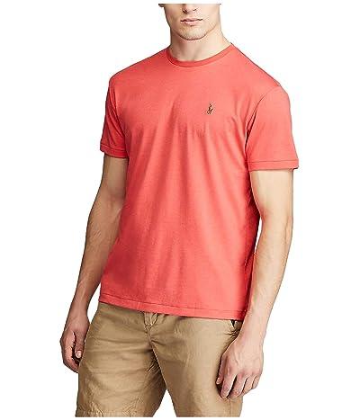 Polo Ralph Lauren Big & Tall Big Tall Short Sleeve Soft Cotton T-Shirt (Rosette Heather) Men