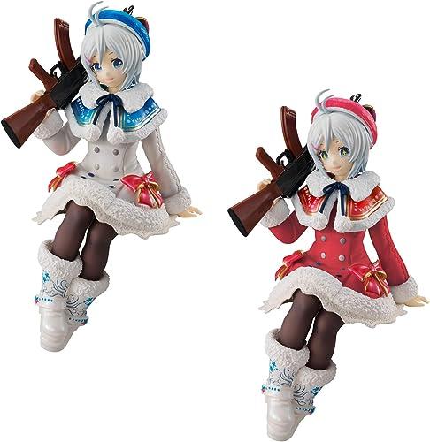 mejor precio Furyu Furyu Furyu cyber girl SHIRO noodle stopper figure 2 set japan limited goods youtuber  de moda