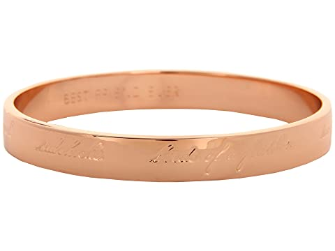 Kate Spade New York Bridesmaids Idiom Bangle