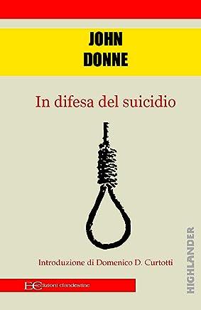 In difesa del suicidio