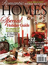 Romantic Homes, November 2010, Volume 23, No. 11