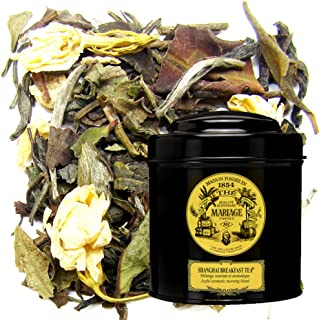 MARIAGE FRERES. Shanghai Breakfast, 100g Loose Tea, in a Tin Caddy (1 Pack) NEW EDITION - USA Stock