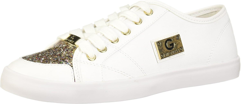 G by GUESS Women's Matrix Glitter Sneakers