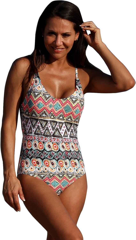071382feee Gypsy Dip OnePiece Swimwear Ujena nttfbv3751-New Clothing - www ...