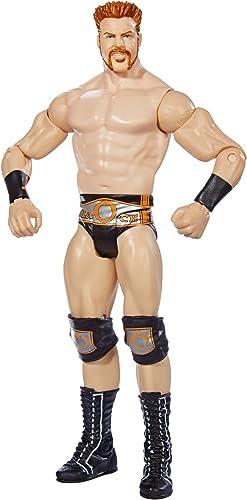 Garantía 100% de ajuste Mattel WWE Series  38 - - - Figura de Sheamus  22  tienda en linea
