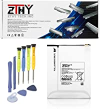ZTHY EB-BT355ABE Battery Replacement for Samsung Galaxy TAB A 8.0 SM-T350 (WiFi) SM-T355 (3G, 4G/LTE & WiFi) T355C SM-P350 (WiFi w/ S-Pen) SM-T385 SM-T357 T357W Tablet EB-BT355ABA With Tools 4200mAh