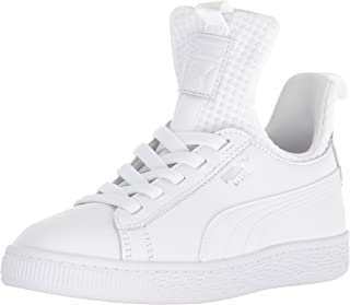 PUMA Kids' Basket Fierce Ep Ac Ps Sneaker