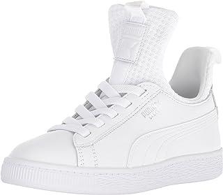 PUMA Kids' Basket Fierce Ep Ac Ps Sneaker