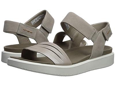 ECCO Flowt Strap Sandal