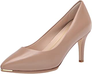 Cole Haan womens Grand Ambition (75mm) Pump, Amphora Leather/Tonal Os, 8.5 US