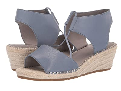 Eileen Fisher Agnes (Periwinkle Tumbled Leather) Women