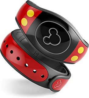 Design Skinz Mister Mouse Premium Vinyl Decal Wrap Cover for The Disney MagicBand 2 (Fits Magic Band 2.0 for Disney Parks)