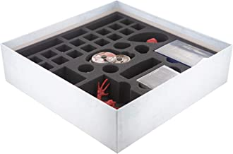 Feldherr Foam Tray Set Compatible with Resident Evil 2: The Board Game - Box