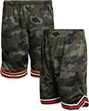 Mad Game Boys Athletic Mesh Basketball Shorts (2 Pack)