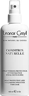 Leonor Greyl Paris コンディションNaturelle - 熱は保護とボリューム化は薄い髪、5.2オンスのためのスプレー。