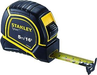 Stanley Tylon Short Tape Measure 5m/16' x 19mm, Yellow/Black - STHT36194