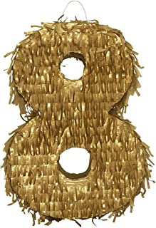 Best gold number 1 pinata Reviews