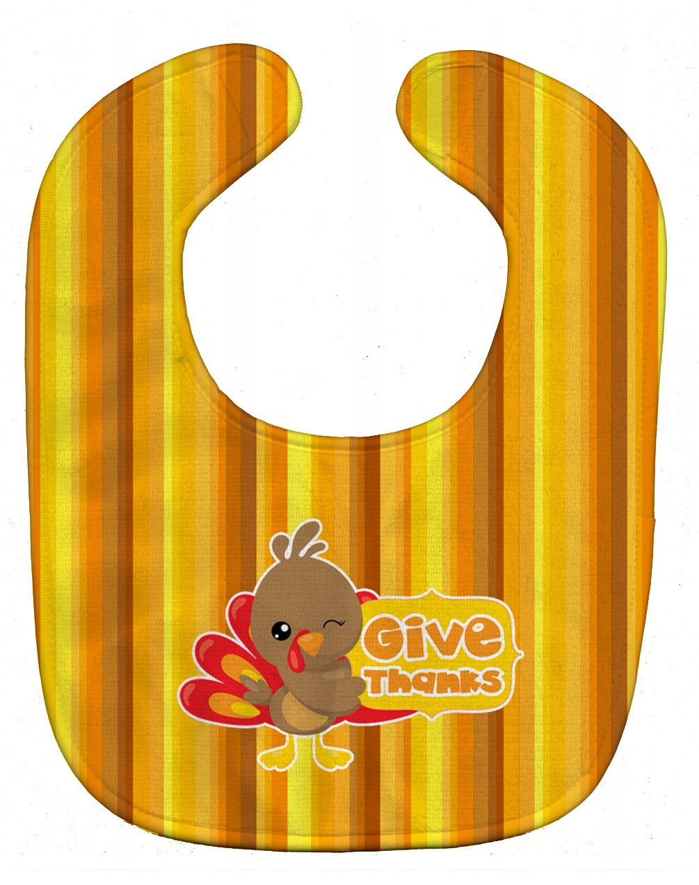 Caroline's Treasures BB7115BIB Thanksgiving B Give Thanks Rapid rise Limited price sale Turkey