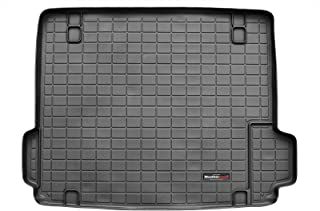 weathertech cargo liner with bumper protector