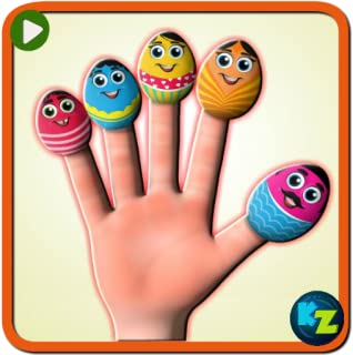 Finger Family for Kids with Animal Sounds