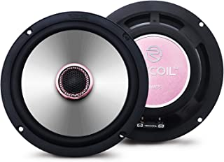 $29 » Recoil RAX65 6.5-Inch 2-Way 4-ohm Car Audio Coaxial Speaker System
